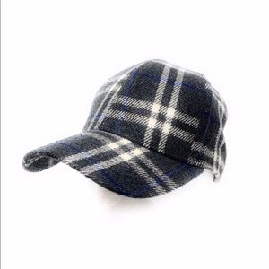 4/$25 Men's Gents Plaid Baseball Cap Hat NWT $58
